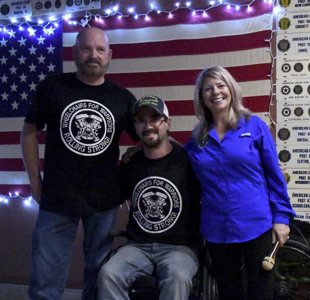 Volunteers make life easier for Huntsville veteran