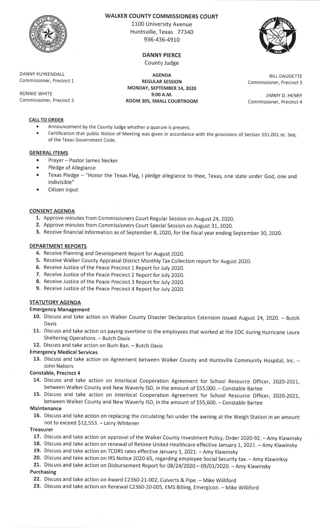 Commissioners Court Agenda _September 14 2020.pdf