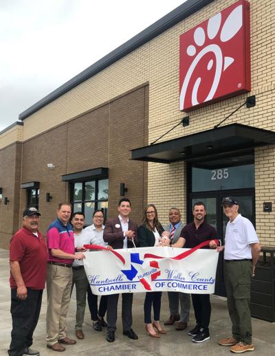 Chick-fil-A opens at Ravenwood Village