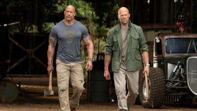 'Hobbs & Shaw' overwhelms with action
