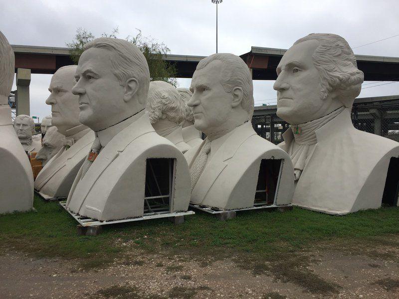 Presidents Park groundbreaking set for Monday