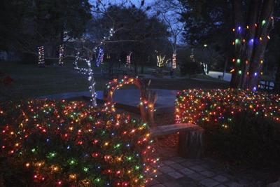 Rather Park light display returns