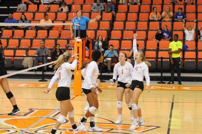 Bearkat volleyball earns academic honor