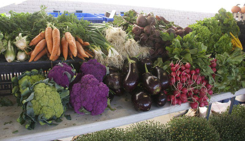 Fall vegetable garden the second season Local News itemonlinecom