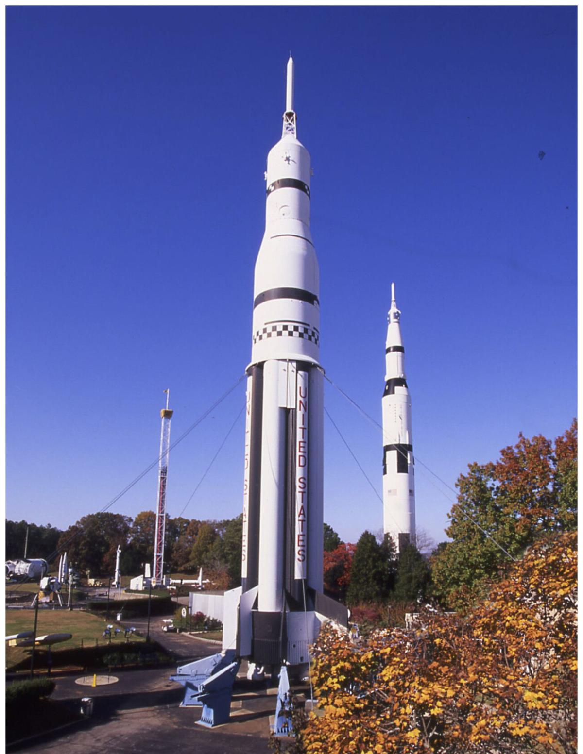 Modelrocket launch to mark 50thanniversary of first moon walk: Rockets on display