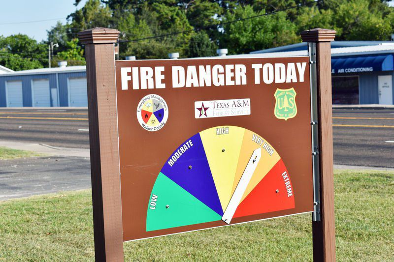Burn ban remains in effect in Walker County