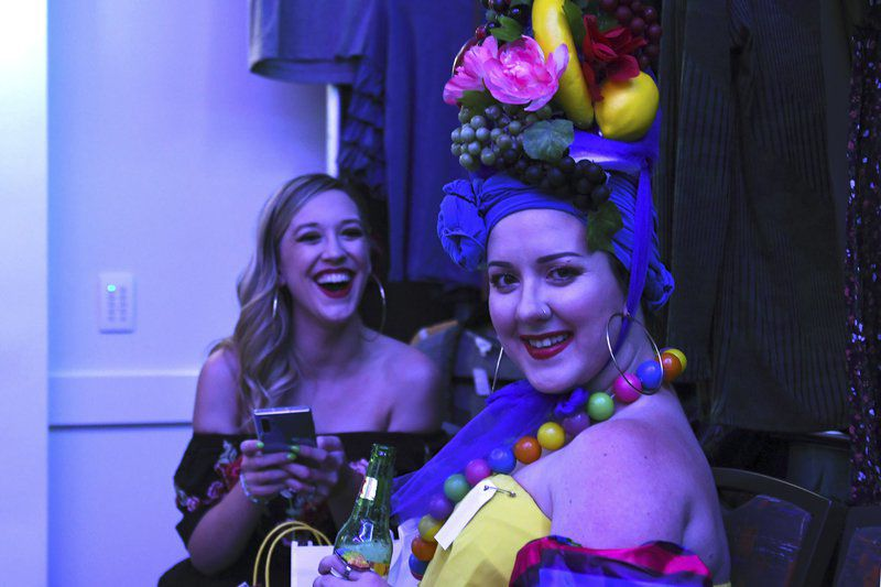 Diva Night draws glamour and fun for 10th year