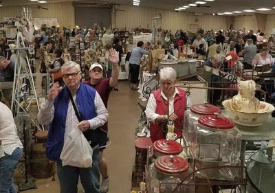 Antique show returns for 16th year