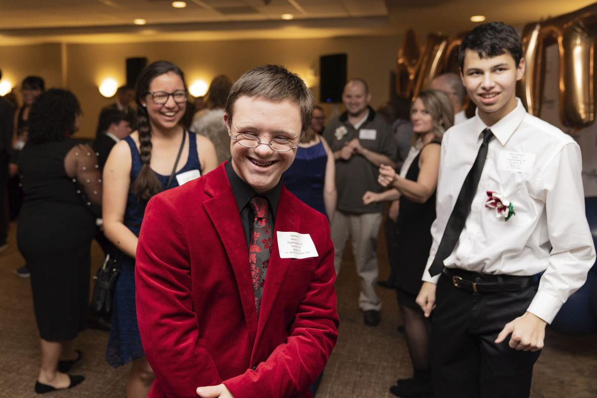 Smiles abound at Night to Shine 2020 event