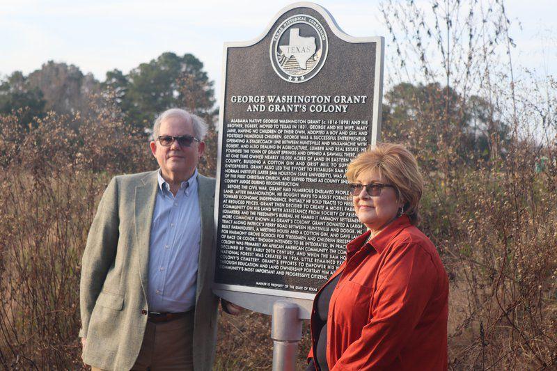 Huntsville legend honored with historical marker