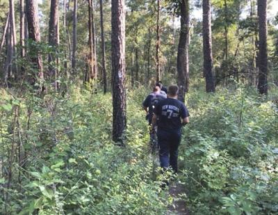 Lost hikers rescued from Sam Houston National Forest