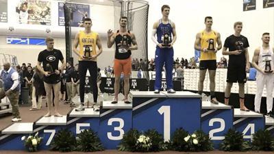 SHSU's Tyler Adams win bronze medal in heptathlon at NCAA