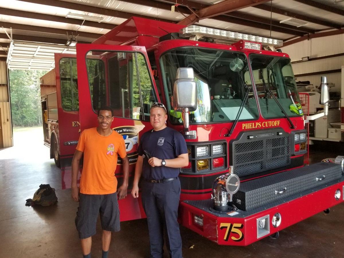 FM 2296 life-saving