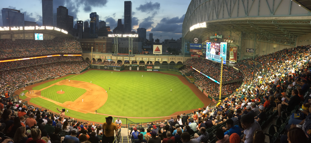 Shsu Departments To Team Up For Night At Minute Maid