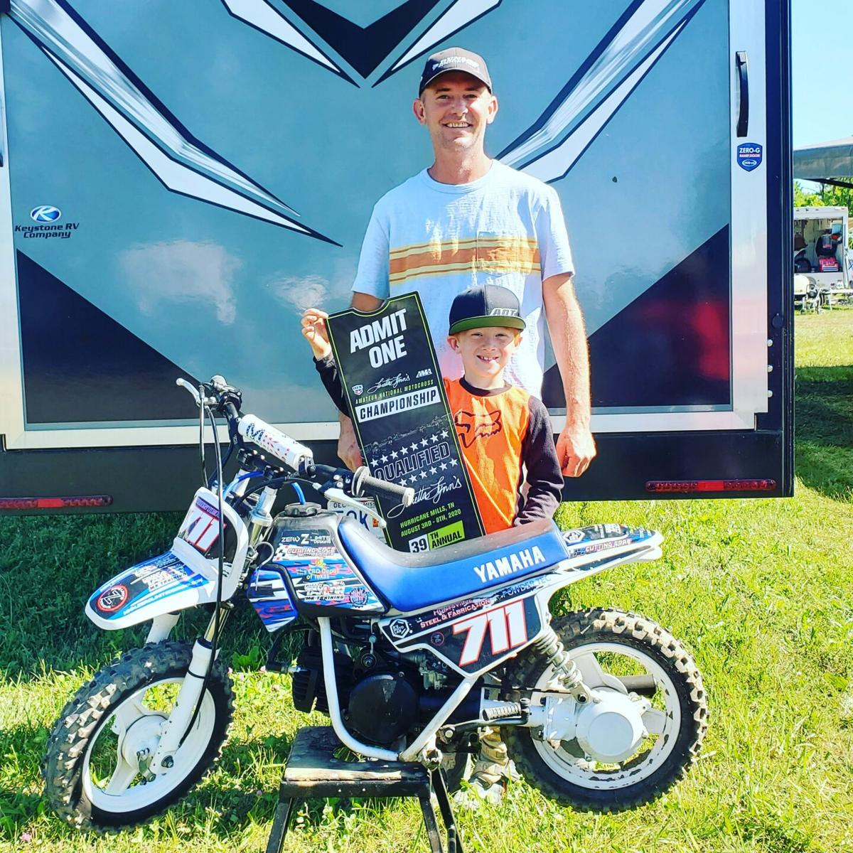 Local racer gears up for nationals