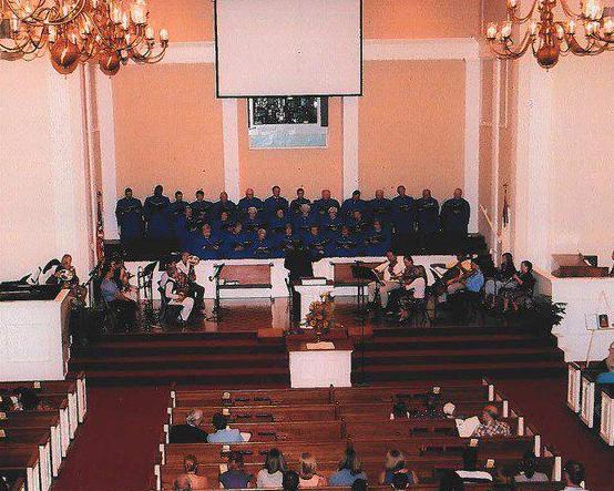 Historic church celebrating 175 years