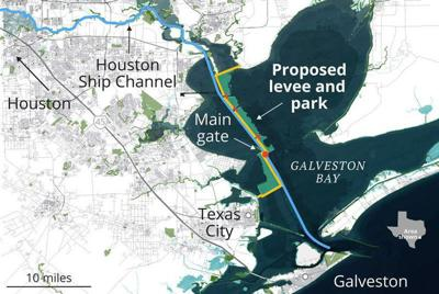Texas expected to spend up to $20 billion to protect Houston from hurricanes