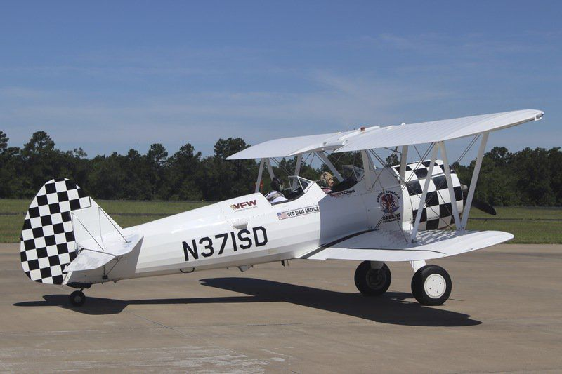 Local seniors get opportunity to fly in historic aircraft