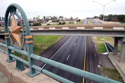City, county officials discuss I-14 project