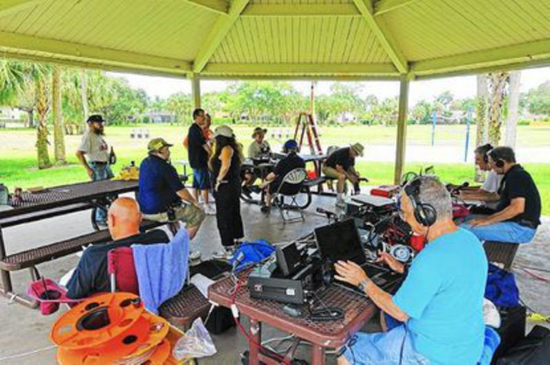 Amateur Radio Field Day event coming to Huntsville