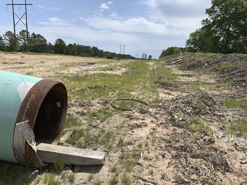 Walker County landowner: Pipeline caused 'major damage' to property