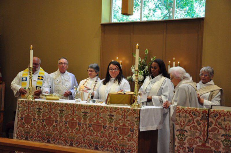 St. Stephen's celebrates 150 years in Huntsville