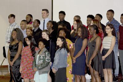 NAACP banquet honors community service