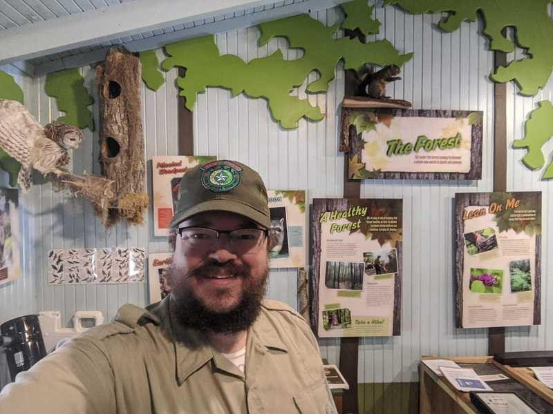 A passion for state parks