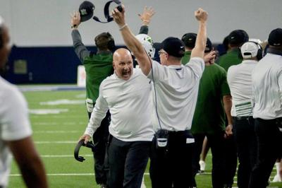 Coach Southern reflects on football journey