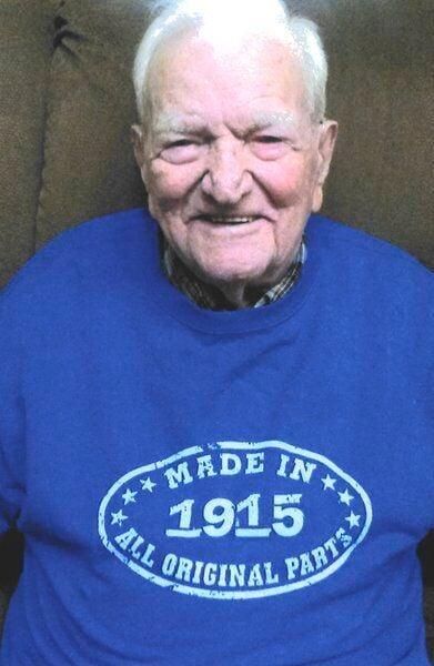 Huntsville resident celebrates 105th birthday