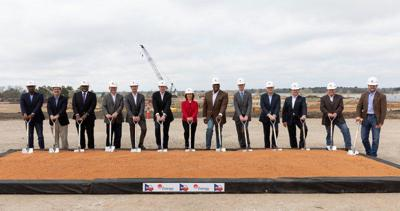 Image result for montgomery county power station groundbreaking