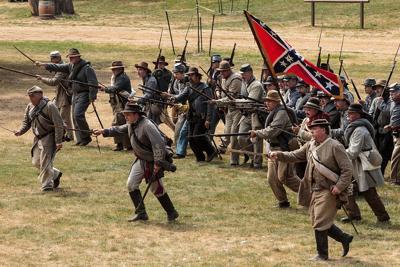 Groveton civil war