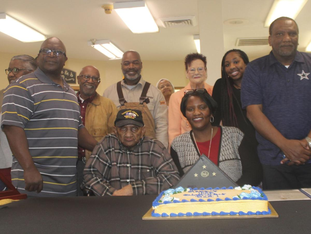 Tuskegee Airman radio technician who helped change course of World War II dies at 101