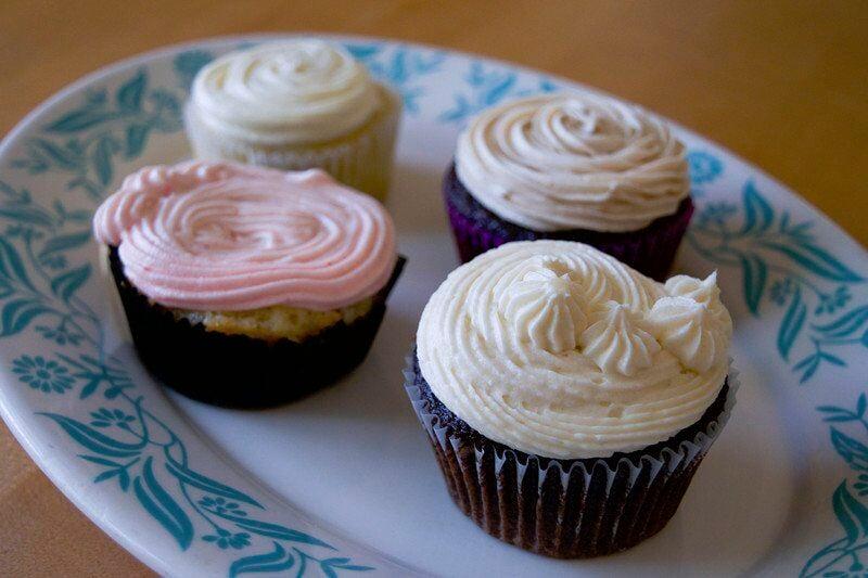 'Boozy' Cupcakes