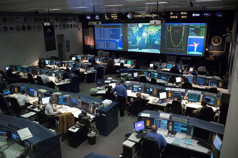 Plans to restore NASA mission control room remain in limbo | News ...