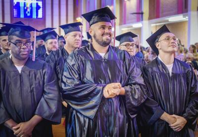 Lee College Huntsville Center celebrates largest graduating