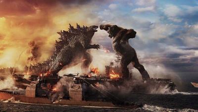 'Godzilla vs. Kong' is grand-scale fun