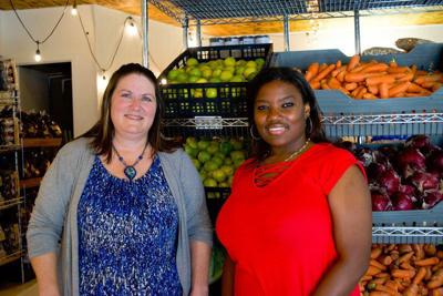 Food bank takes new approach to feeding the hungry