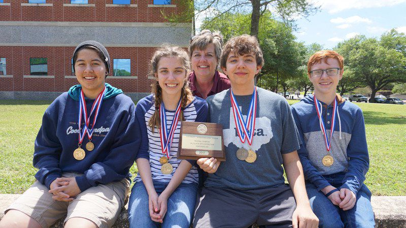 New Waverly UIL team headed back to state competition