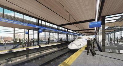 Texas high-speed rail company still lacks permits to build Dallas-to-Houston route