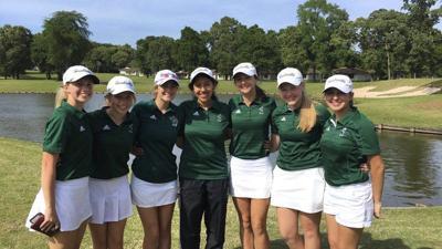 District Golf Lady Hornets Jasmine Sevilla Mchargue Advances To