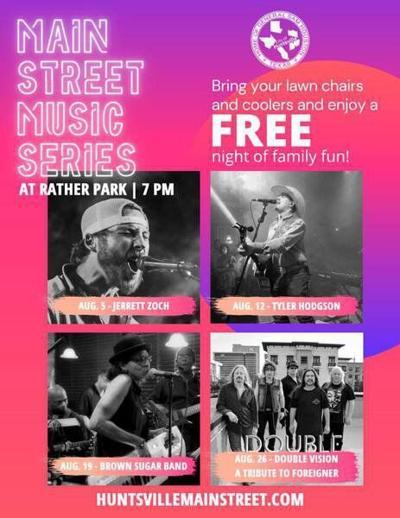 Main Street Music Series to make return next month