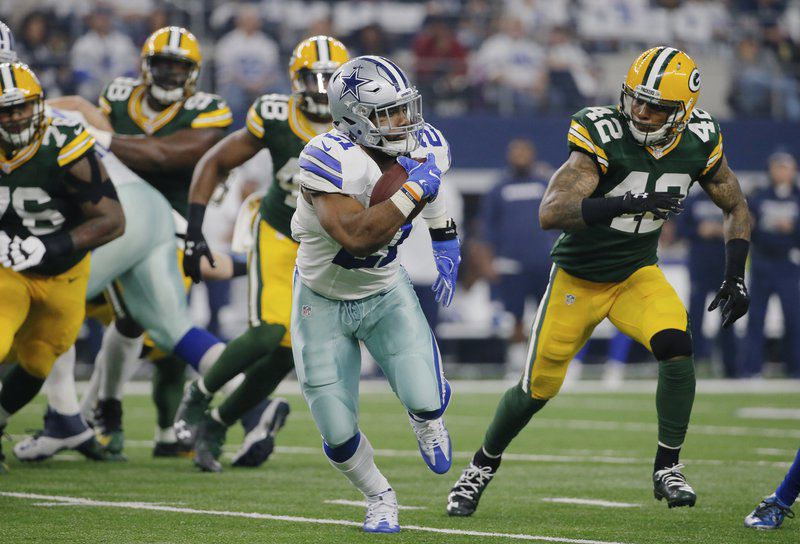 Dallas Cowboys RB Ezekiel Elliott to Appeal Speeding Conviction