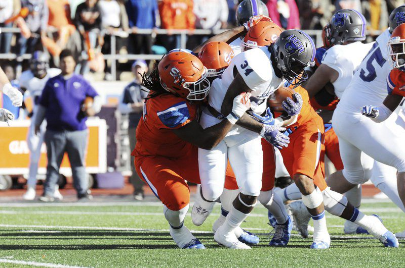 Bearkats draw No. 5 seed in FCS playoffs