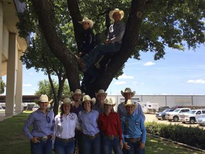 Area students compete at state rodeo finals, with two advancing to nationals