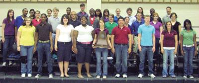 HHS Choir wins Sweepstakes