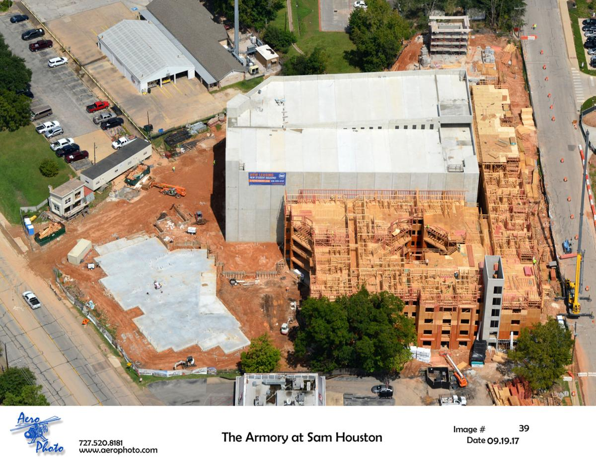The Armory Apartments Huntsville Tx