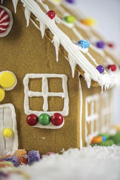 Wynne Home hosting gingerbread house workshop