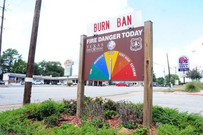 County burn ban remains in effect