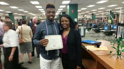 Huntsville senior receives scholarship from Jack and Jill of America